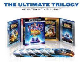 Ritorno al futuro in 4k Ultra HD, Blu-Ray e DVD per il 35° anniversario