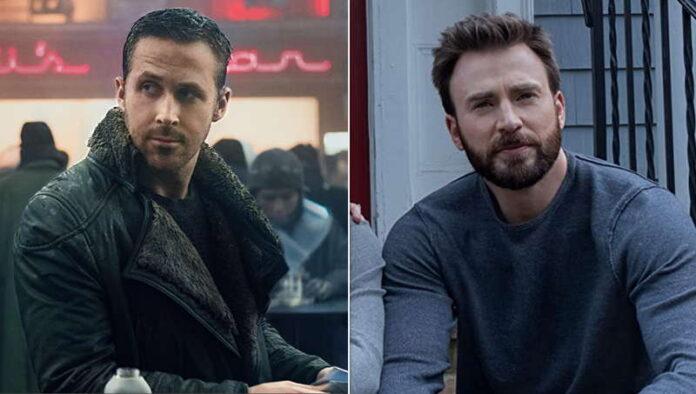 Ryan Gosling e Chris Evans interpreteranno The Gray Man