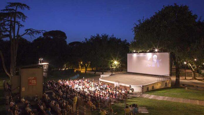 Casa del cinema: il 6 luglio spettacoli gratuiti all'aperto con Caleidoscopio