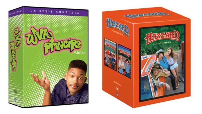 Willy il Principe di Bel-Air e Hazzard: arrivano le serie compete in dvd