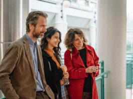 Cosa sarà - Kim Rossi Stuart, Fotinì Peluso e Lorenza Indovina (foto di Paolo Ciriello)