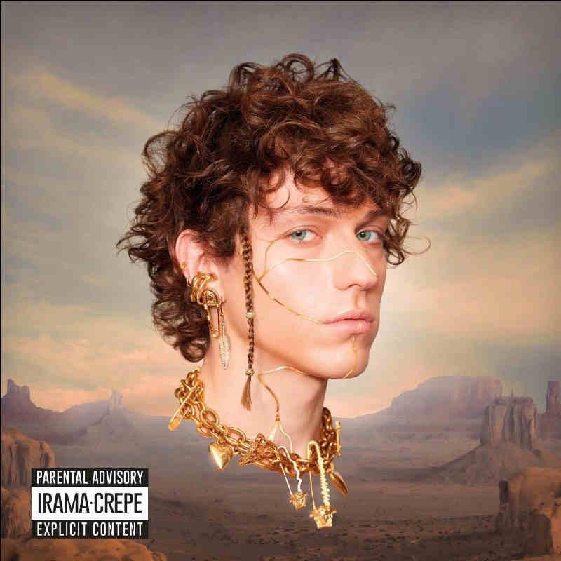 Irama - Crepe - cover