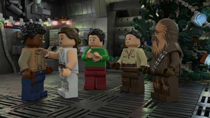 The LEGO Star Wars Holiday Special: una sorpresa dal 17 novembre