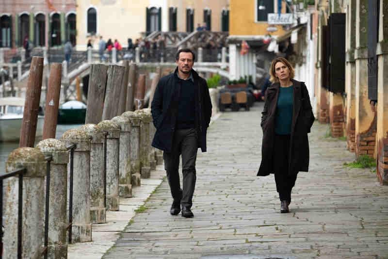 Lasciami andare - Stefano Accorsi e Maya Sansa (foto Andrea Pirrello)