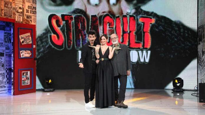 Stracult 2020 - Fabrizio Biggio, Andrea Delogu e Marco Giusti