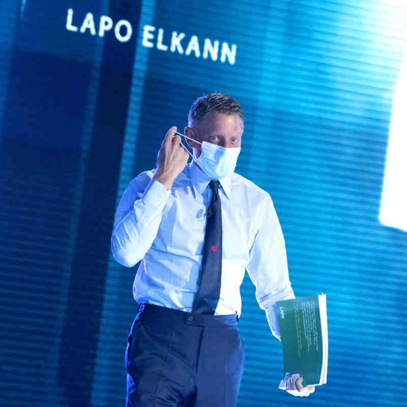 Verissimo 2020 - Lapo Elkann