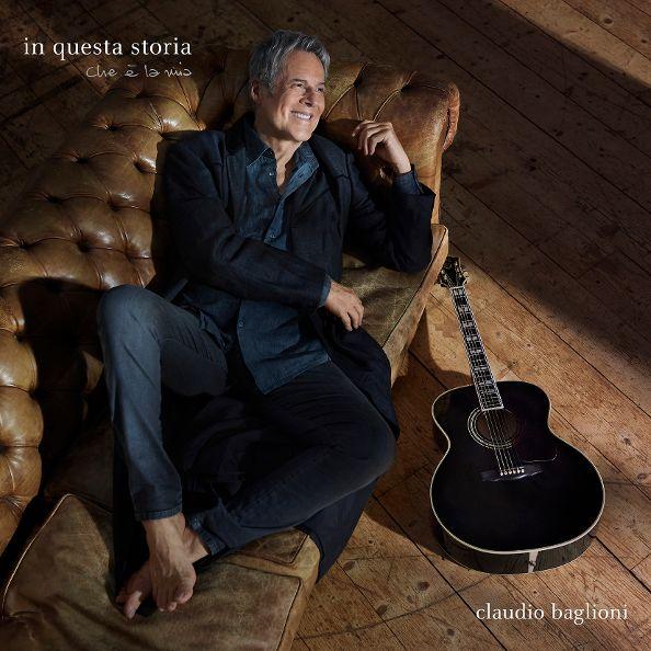 Claudio Baglioni - cover In questa storia che è anche la mia