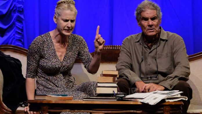 Diamoci del tu: Gaia De Laurentiis e Pietro Longhi
