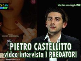 I predatori - intervista Pietro Castellitto