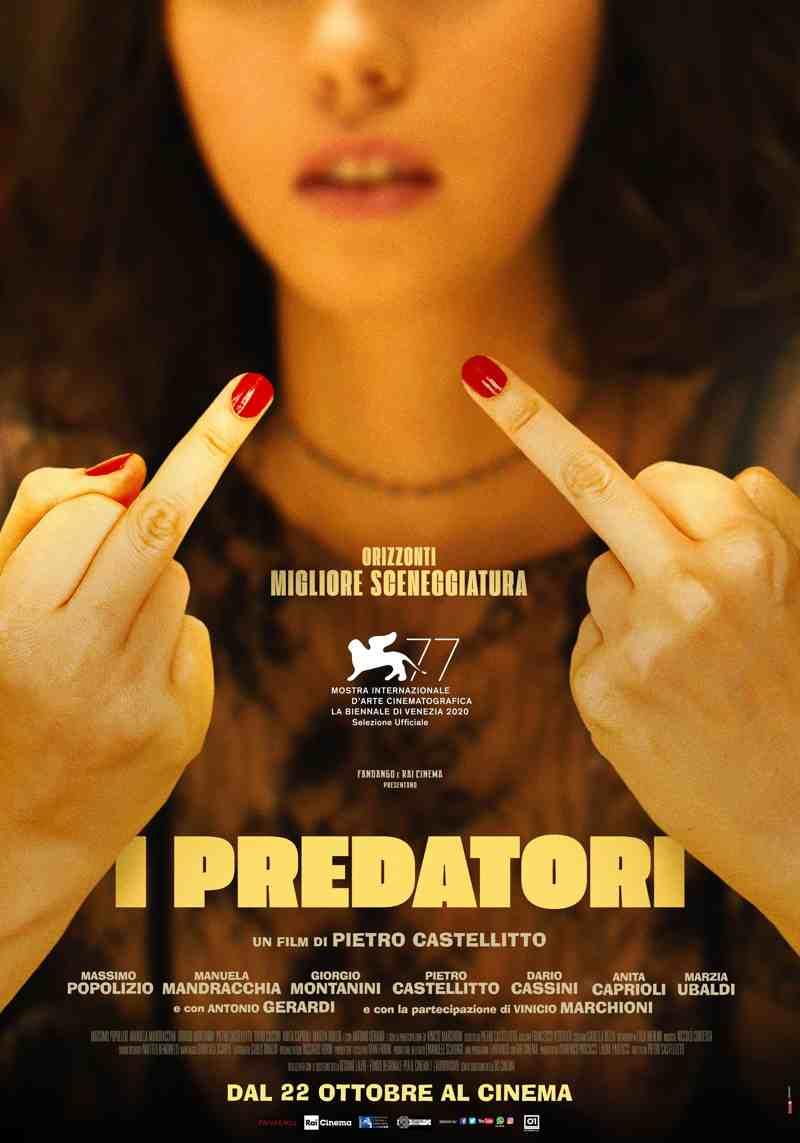 I predatori - poster