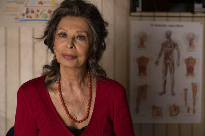 La vita davanti a sé - Sophia Loren