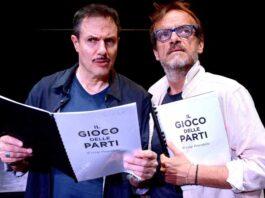 Sala Umberto, in scena Maurizio IV con Giampiero Ingrassia e Gianluca Guidi