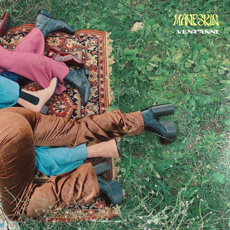 Maneskin - cover 20 anni