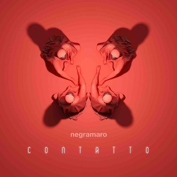 Negramaro - Contatto cover disco