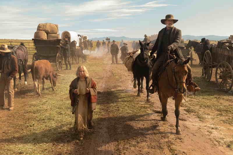 Notizie dal mondo - Helena Zengel e Tom Hanks(3)