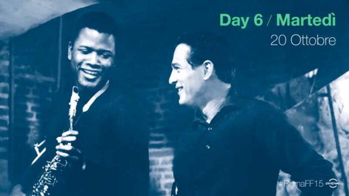RomaFF15 day 6 programma