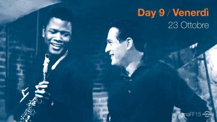 RomaFF15 day 9 programma