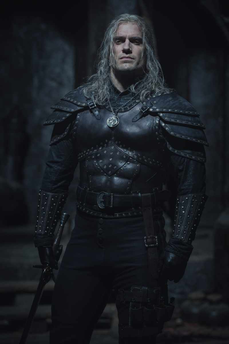 The Witcher 2 - Henry Cavill
