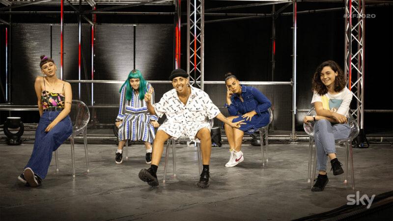 Under donne - X Factor Bootcamp 2020