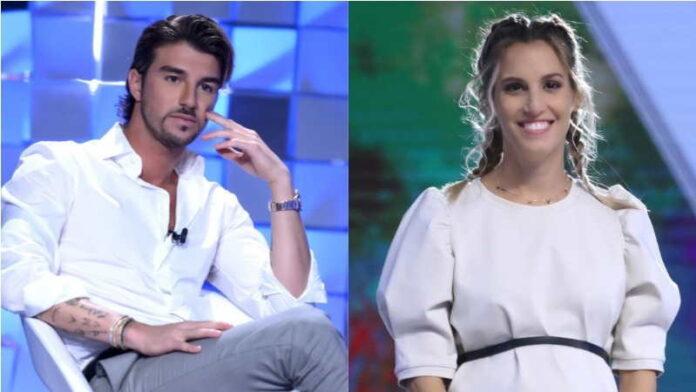 Verissimo 2020 - Andrea Damante, Tania Cagnotto