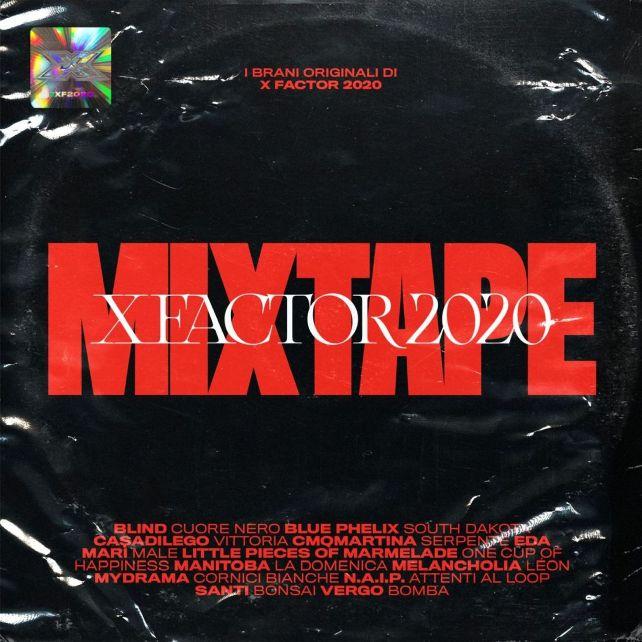 X Factor Mixtape 2020 - cover