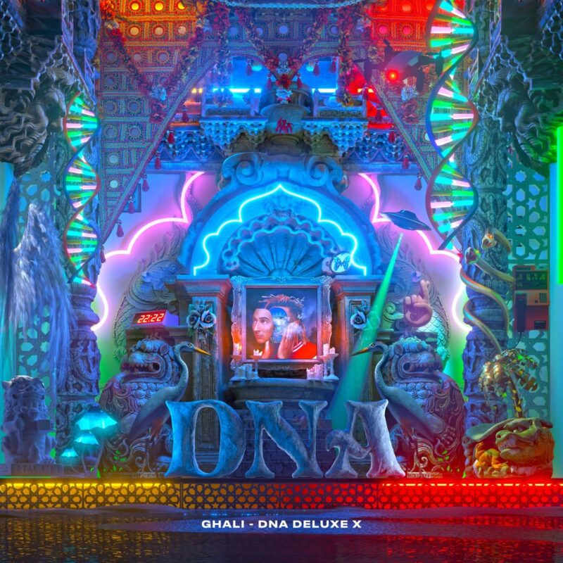 DNA deluxe cover
