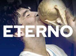 Diego Armando Maradona eterno