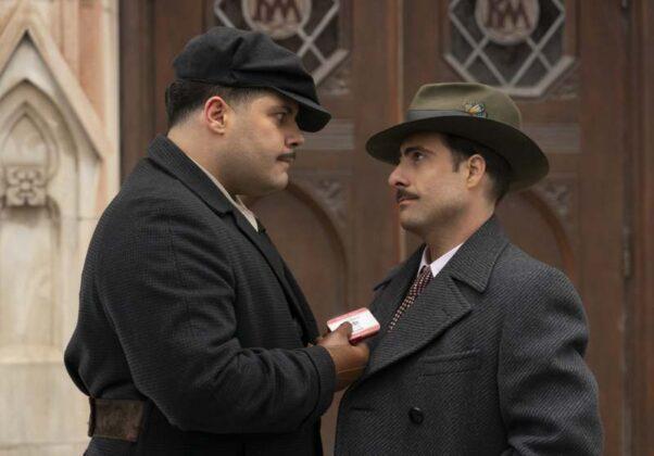 Fargo 4 - Jason Schwartzman e Salvatore Esposito