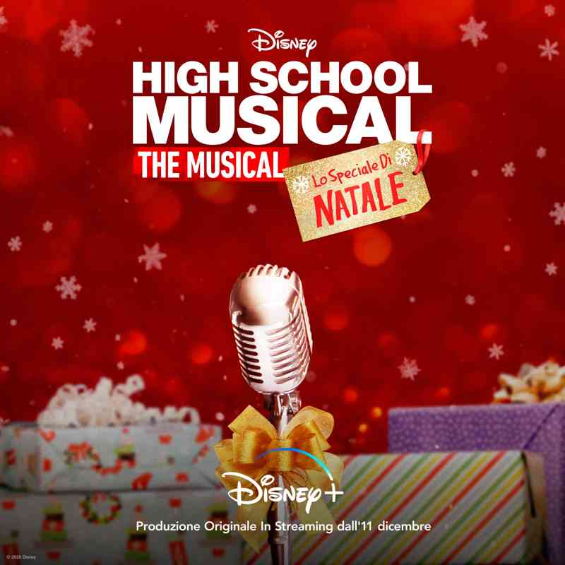 High School Musical The Musical - Lo Speciale di Natale - box