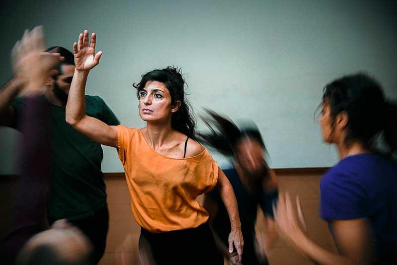 Teatro Vascello: La danza della realtà, Compagnia Atacama