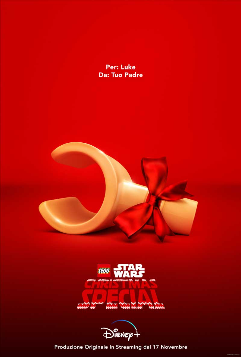 Lego Star Wars – Christmas special, poster
