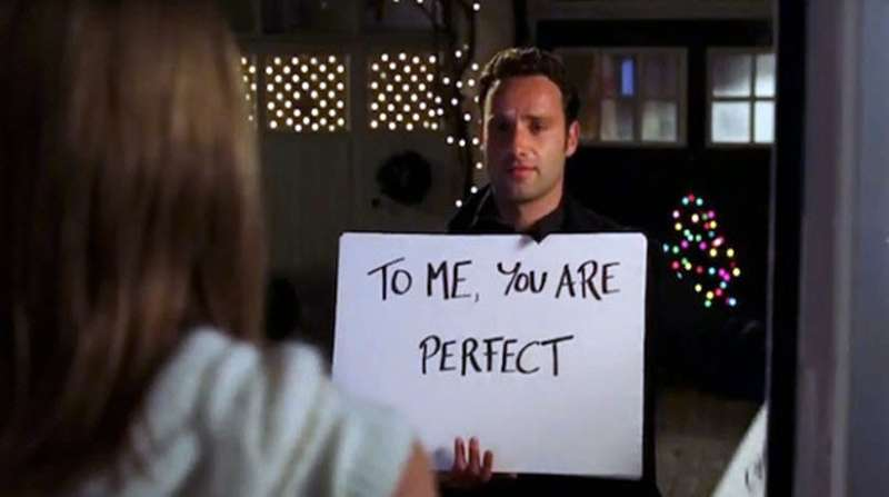 Love Actually - Andrew Lincoln