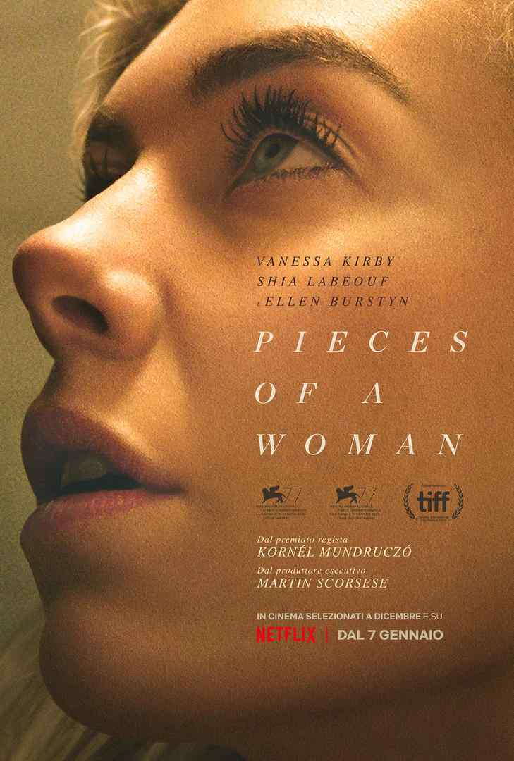 Pieces of a Woman - poster