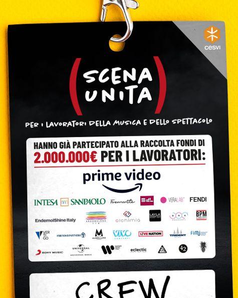 Scena unita - lista sponsor