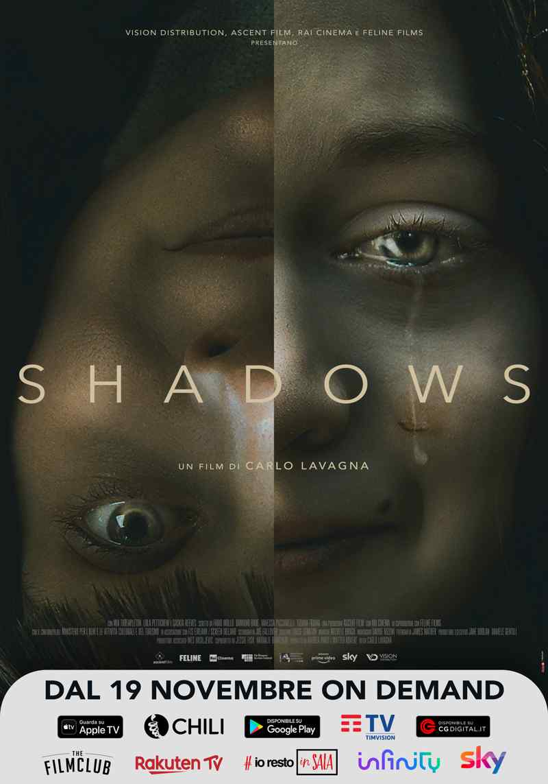 Shadows - Nuovo poster VOD
