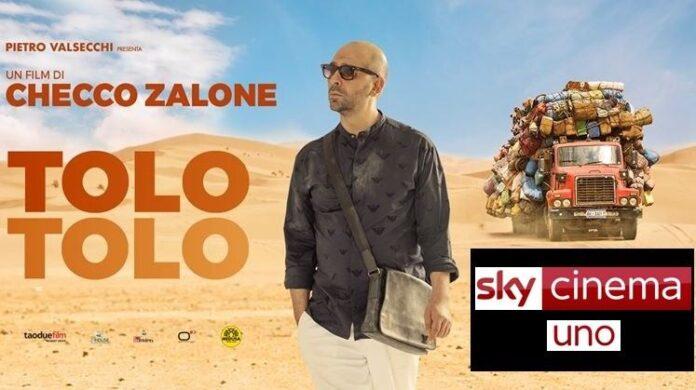 Tolo Tolo - banner Sky Cinema