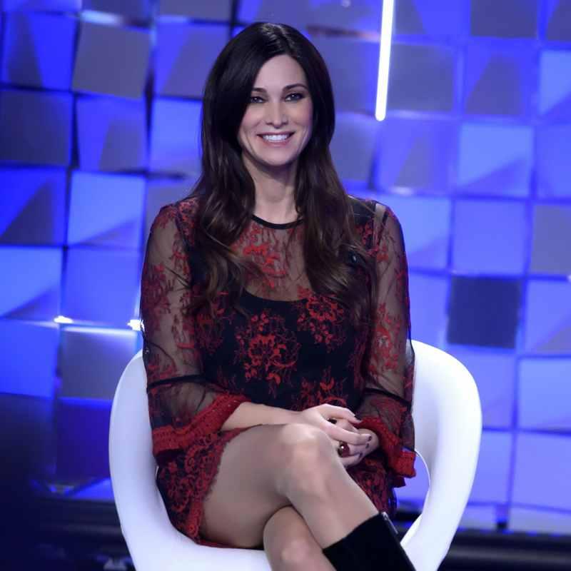 Verissimo 2020 - Manuela Arcuri