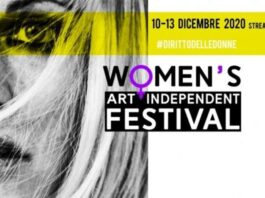 Women's Art Independent Festival 2020 - banner