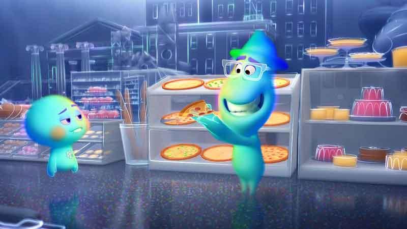 "Joe e ""22"" - Soul, 23º lungometraggio Pixar"