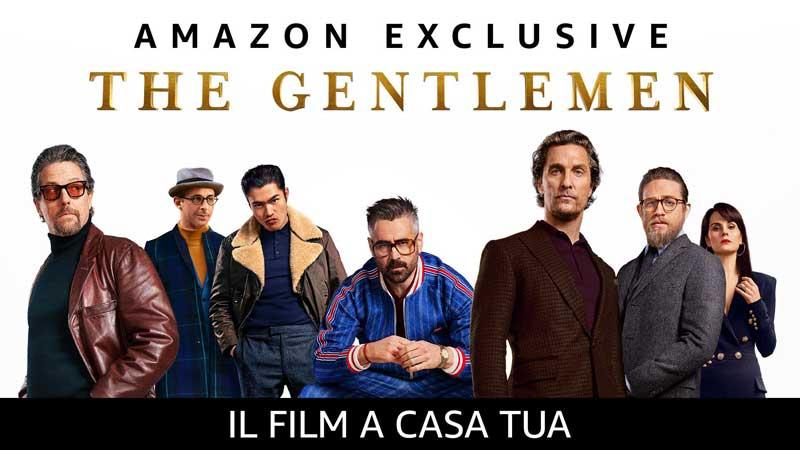 Dall'autore e regista Guy Ritchie arriva The Gentlemen