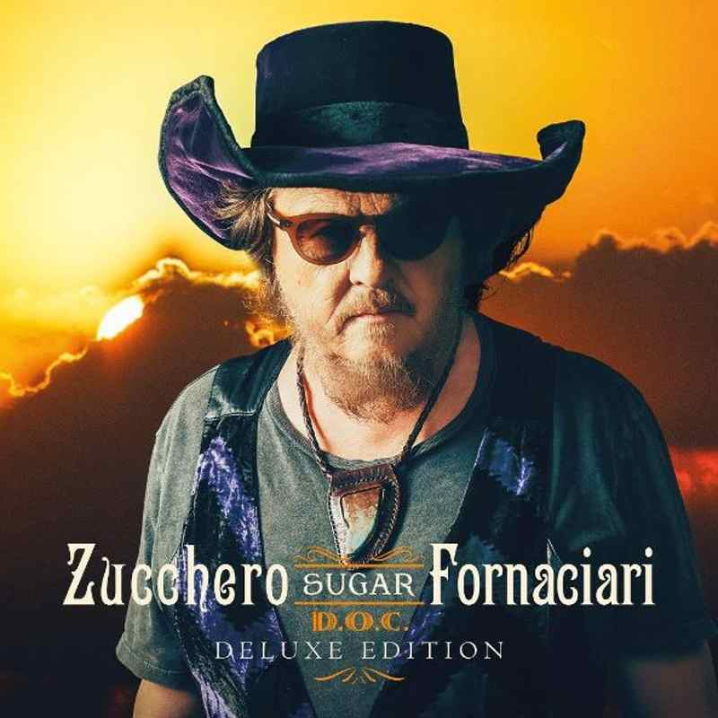 Zucchero - D.O.C. Deluxe cover