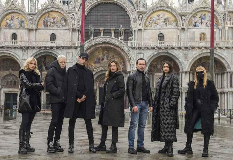 Celebrity Hunted 2 - Diletta Leotta, Boss Doms, Achille Lauro, Vanessa Incontrada, Stefano Accorsi, Elodie, M¥ss Keta