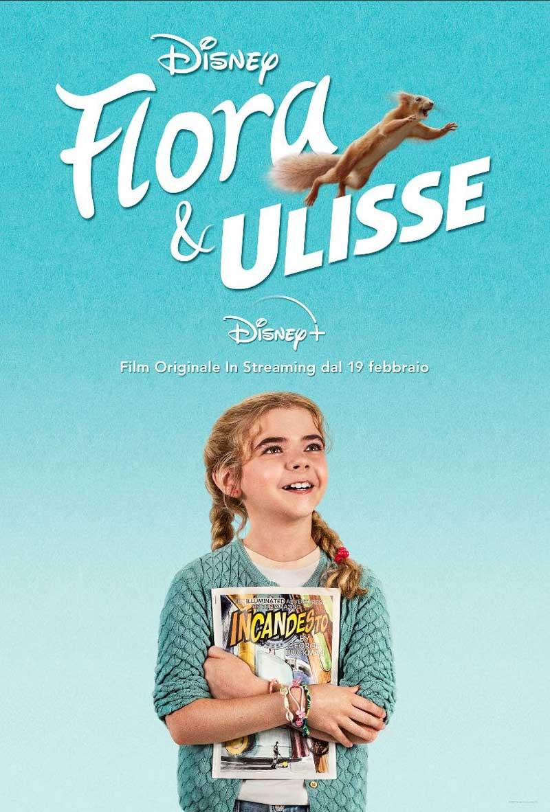 Flora & Ulisse, Disney+