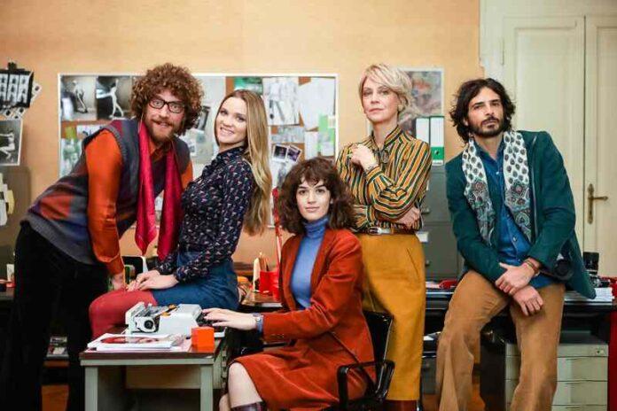 Made in Italy - Maurizio Lastrico, Fiammetta Cicogna, Greta Ferro, Margherita Buy, Marco Bocci