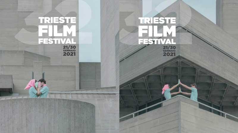 Trieste Film Festival 2021 - la locandina