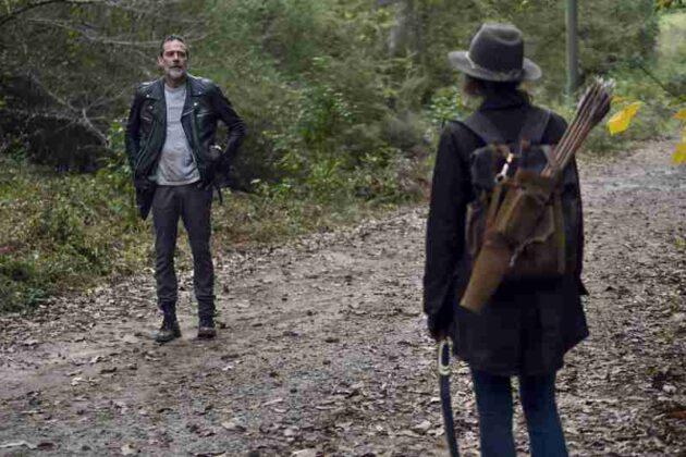 The Walking Dead 10 nuovi episodi - Jeffrey Dean Morgan