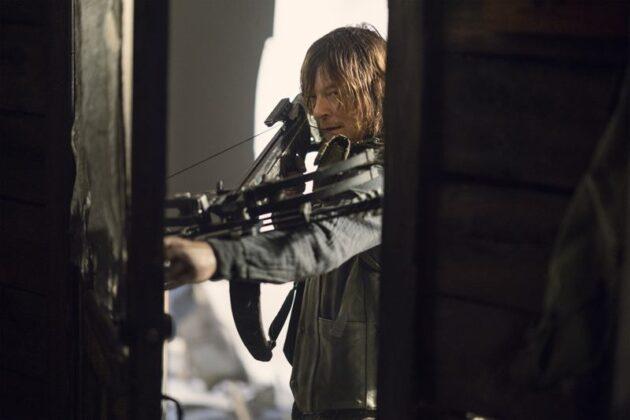 The Walking Dead 10 nuovi episodi - Norman Reedus