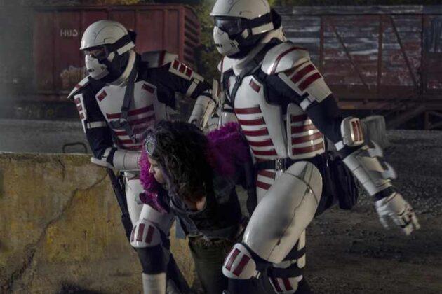 The Walking Dead 10 nuovi episodi - Paola Lázaro