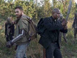 The Walking Dead 10 nuovi episodi - Ross Marquand e Seth Gilliam