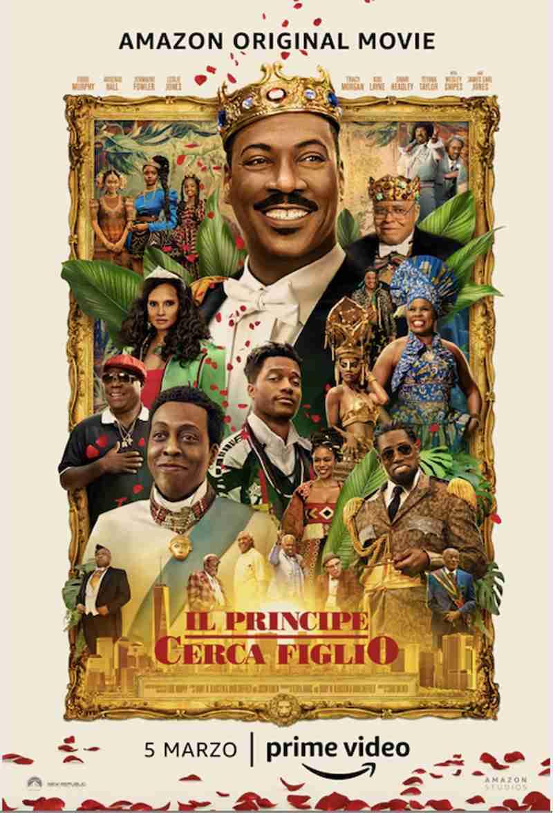 Il principe cerca figlio - poster